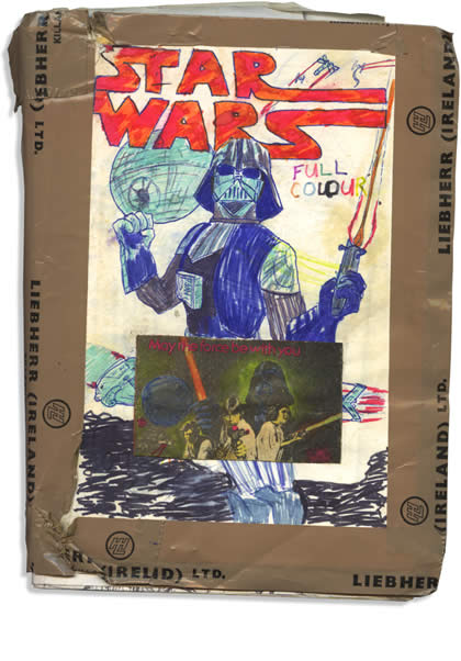 star wars age 9 comic graphic novel cover